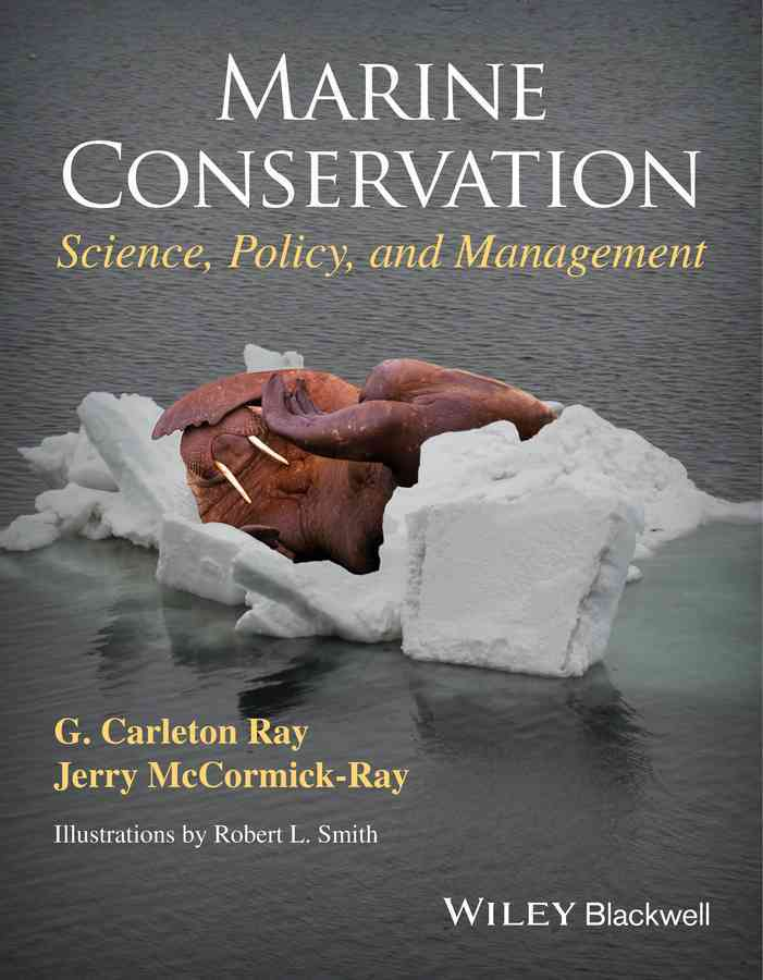 Marine Conservation By Ray, G. Carleton/ McCormick-Ray, Jerry